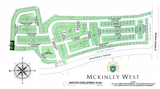 Mckinley West Lot Fort Price Size