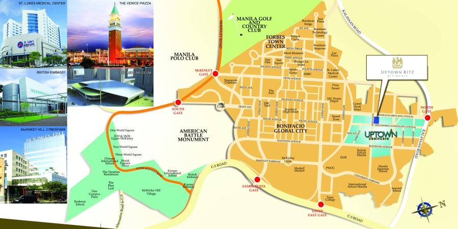 Uptown Bonifacio Uptown Ritz