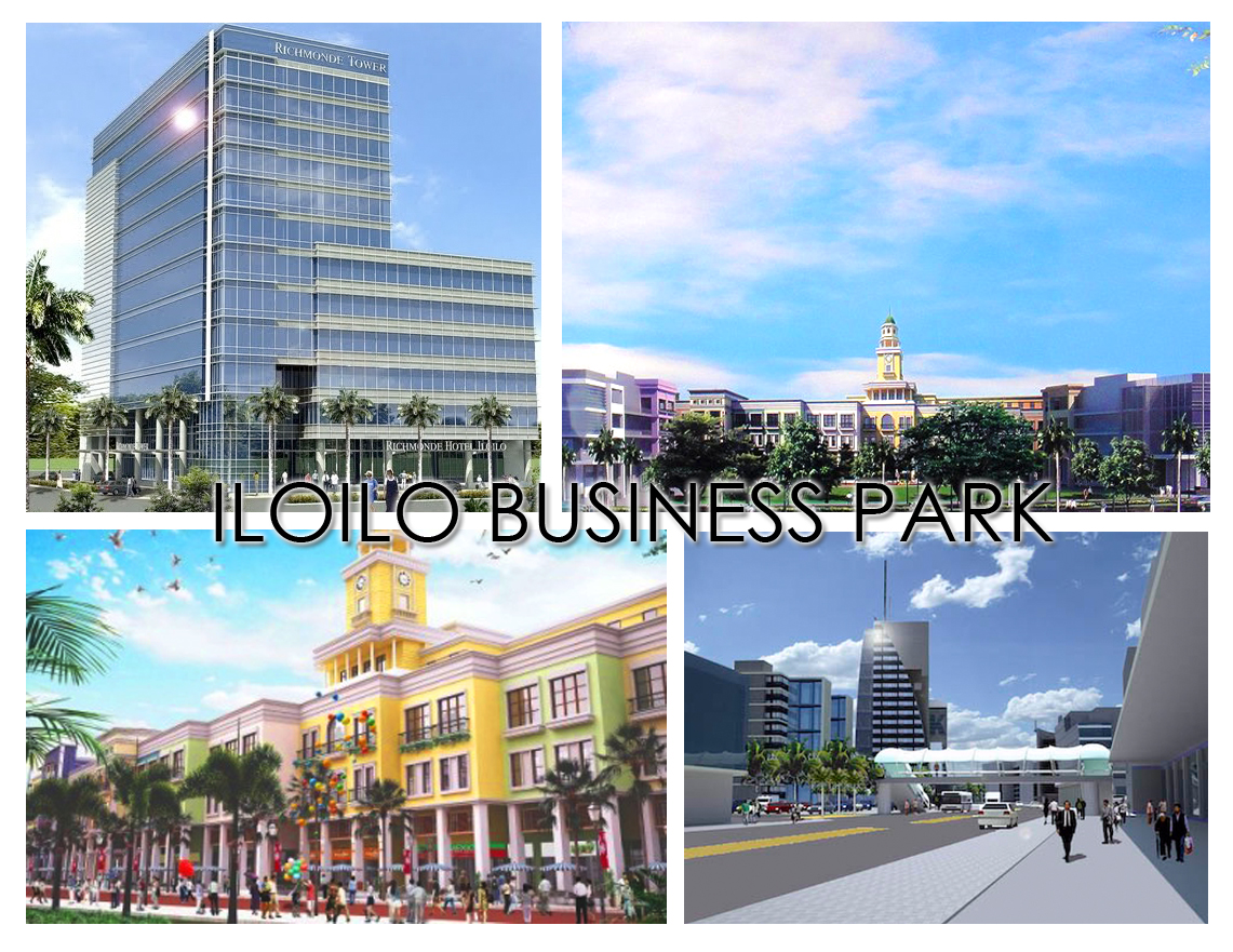 What's new Iloilo City? Iloilo-business-park-megaworld