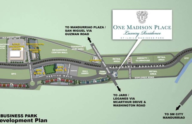 Site Development One Madison Place