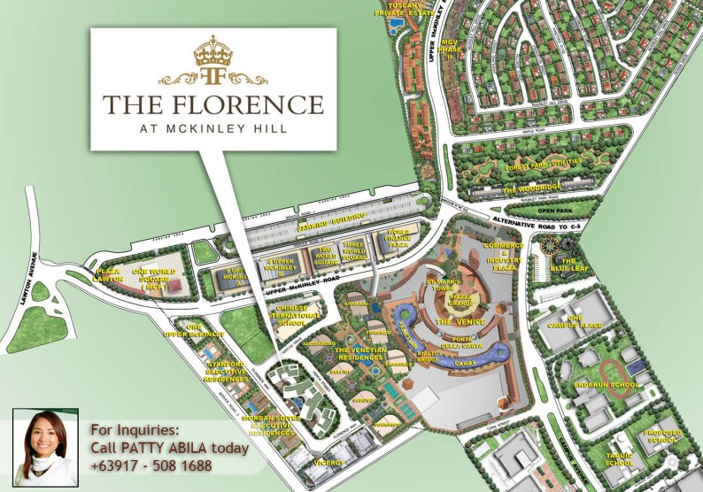 MKH Florence studio 1br 2br 3br condo fort