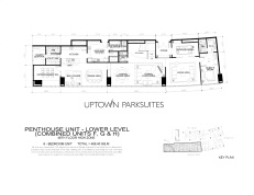 Uptown Parksuites Penthouse Level 1