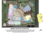 Uptown Parksuites Amenity Plan